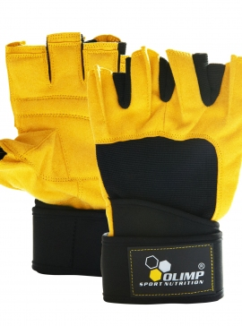 OLIMP SPORT N. black and yellow style
