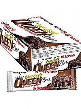 BEVERLY Low Carb Queen Bar Double Chocolate