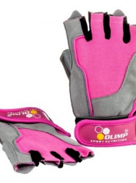 OLIMP SPORT NUTRITION grey and pink style