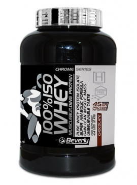 BEVERLY 100% iso whey Protein