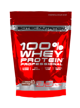 SCITEC 100% Whey Protein Professional 100g