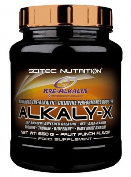 SCITEC NUTRITION Alkaly-X 660g